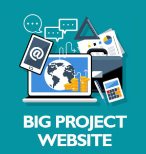 Big project web design