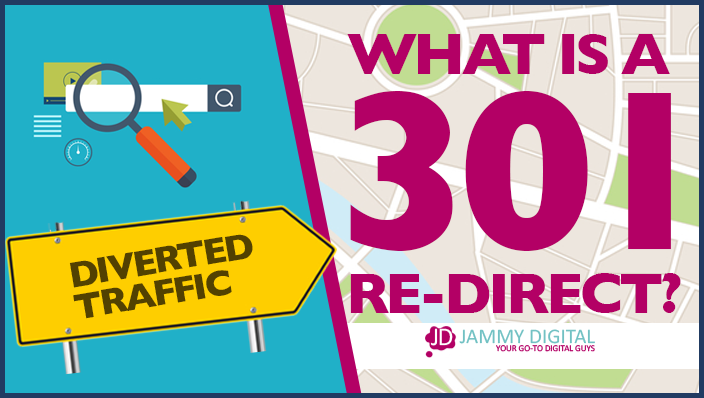 What is a 301 redirect and why should you care? Wordpress