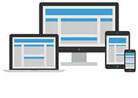 Website not responsive