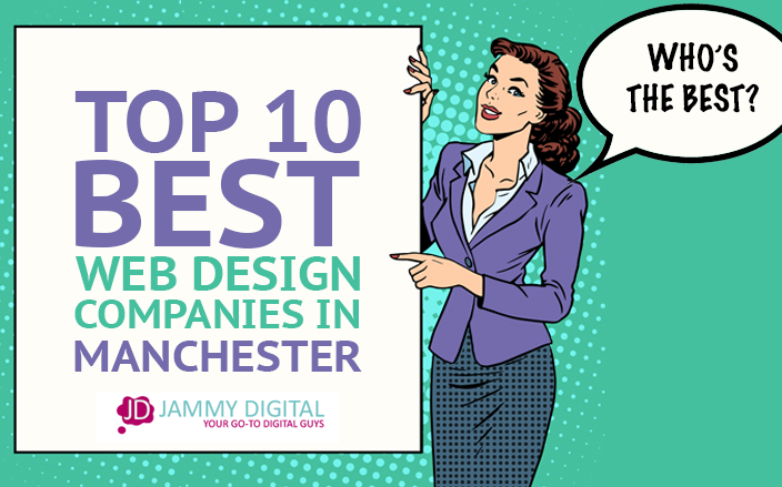 Top 10 Best Web Design Companies in Manchester