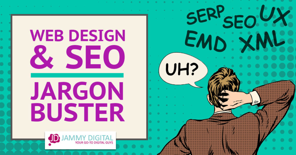 Web Design and SEO Jargon Buster