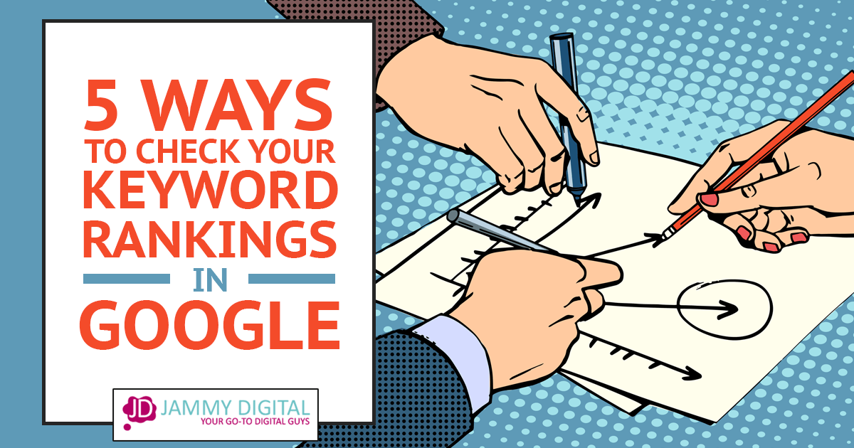 How to check Google rankings