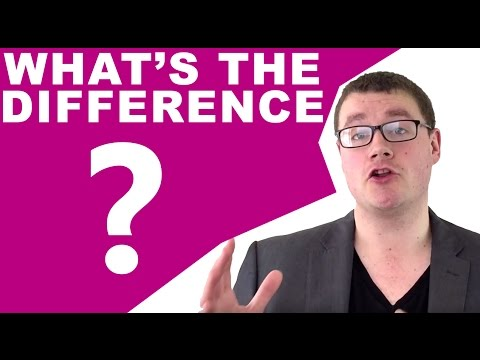 What's The Difference Between A Blog & A Website?