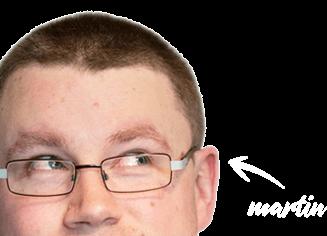 Martin Huntbach Web Designer