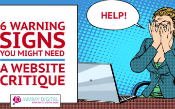 Why you need a website critique