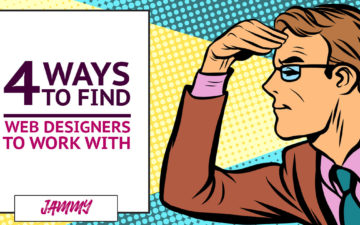 How to find web designers for your project