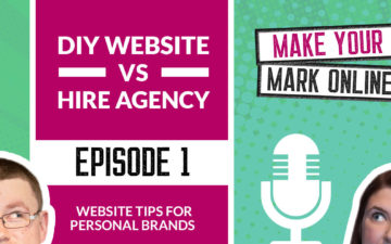 Ep 1 - Should You DIY Your Website?