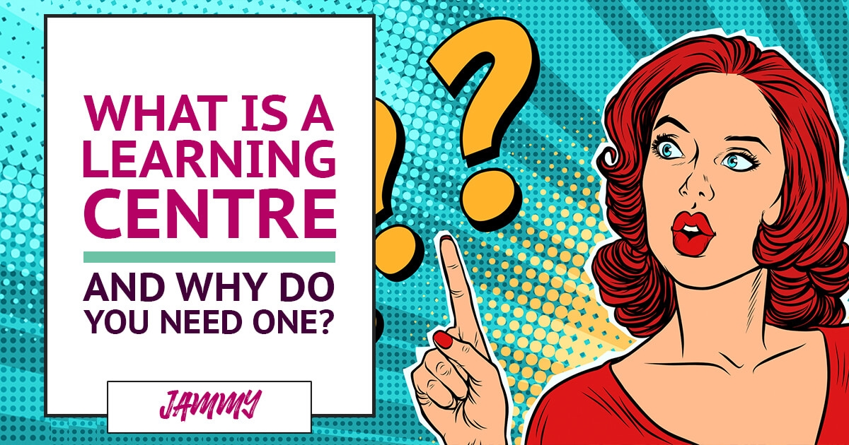 What is a Learning Centre and why do you need one on your website?