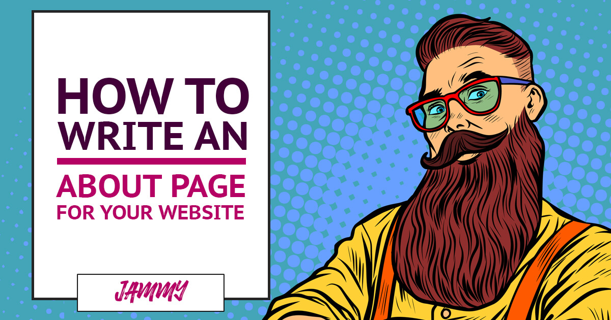 How To Write Your Website About Page