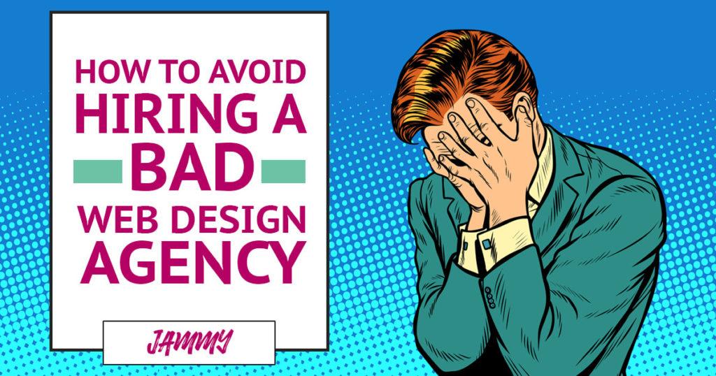 Avoid Bad Web Designer