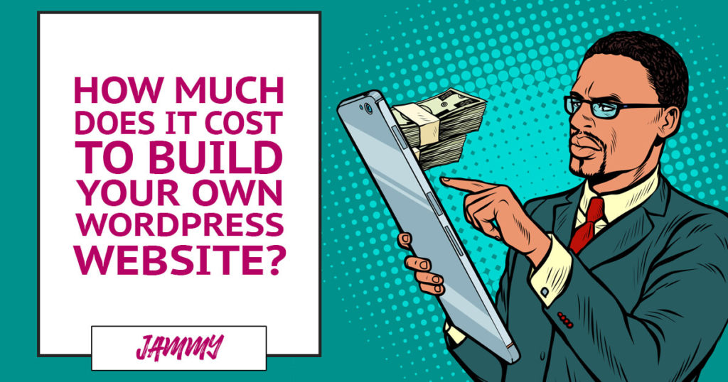 Cost of Building WordPress Website