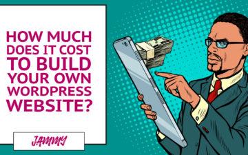 Cost of Building WordPress Website