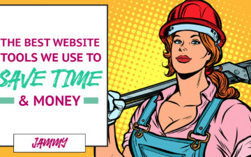 The best website tools we use to help save time and money