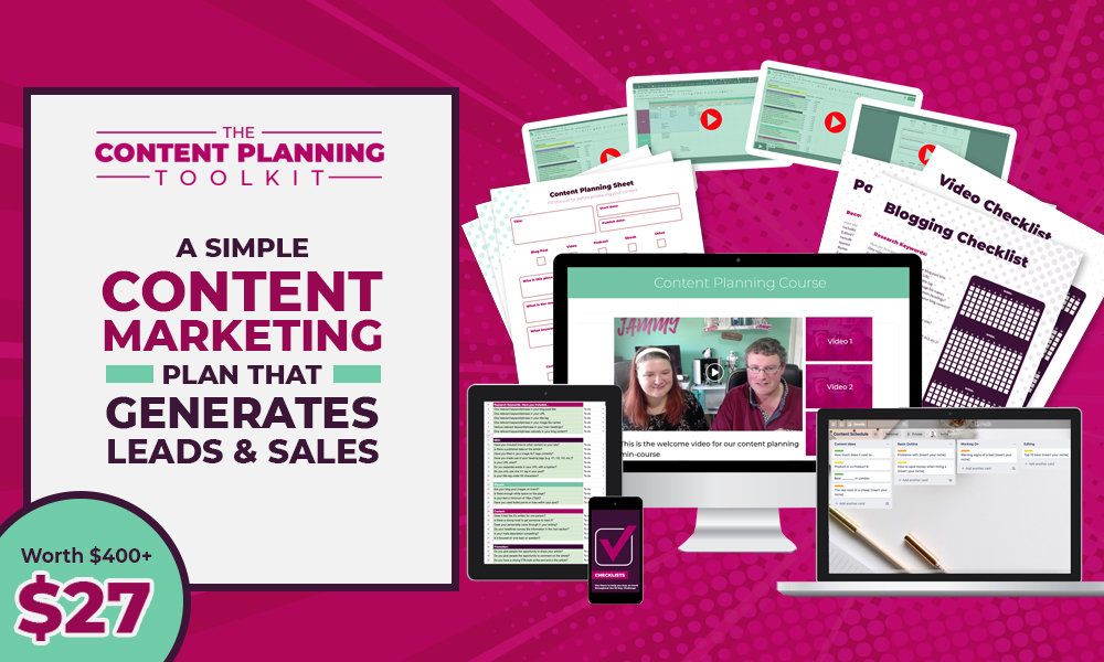 Everything You Need to Know About Our Content Planning Toolkit