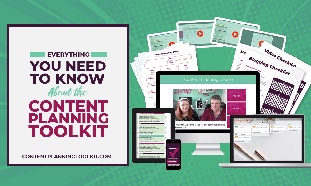 Everything You Need to Know About the Content Planning Toolkit