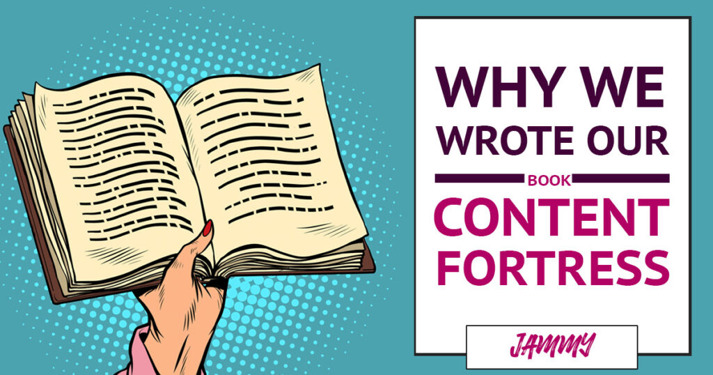 Why We Wrote Content Fortress