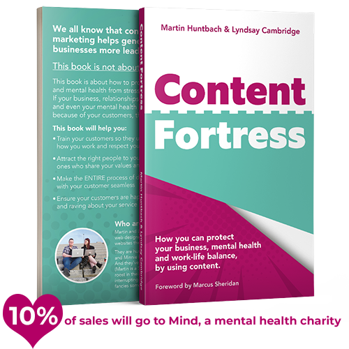 Content Fortress Book