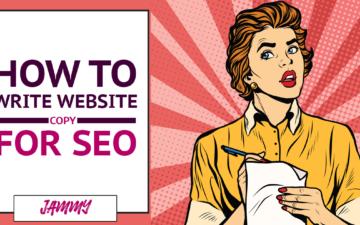 How to Write Website Copy for SEO