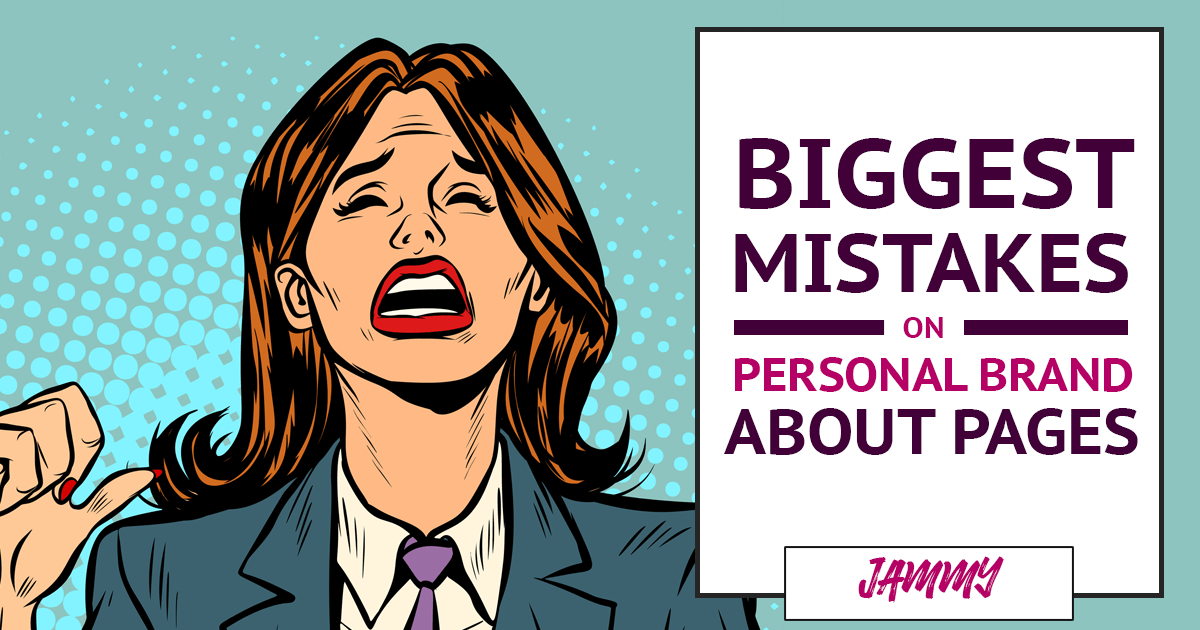 The Biggest Copy Mistakes Personal Brands Make on Their About Page